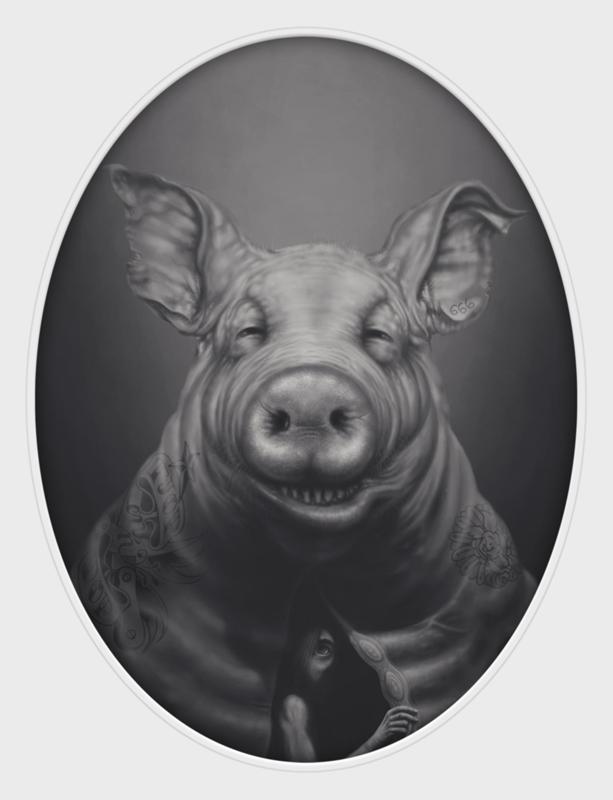 swine.