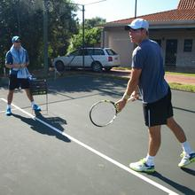 Thumbnail for FREE TO USE PICTURES OF SOUTH AFRICAN DAVIS CUP PLAYER DEAN O'BRIEN
