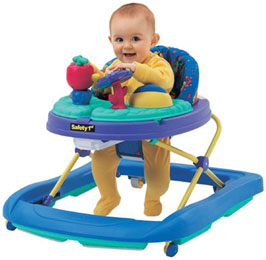 My biggest concern first and foremost is that it is a safety issue. The American Academy of Pediatrics have banned baby walkers in Canada and want the US to ...  sc 1 st  The San Diego Pediatric PT & The San Diego Pediatric PT: Dos and Donu0027ts of Promoting Independent ...
