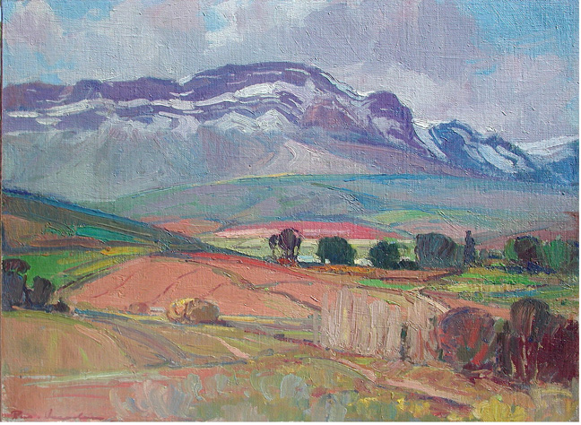 Gydo Pass Mountain - SOLD